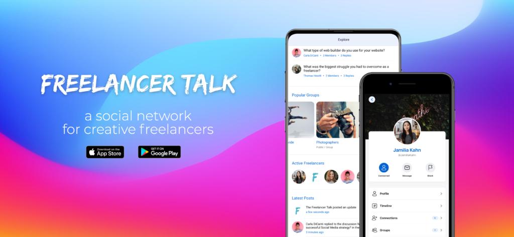 Announcing the Freelancer Talk App beta launch